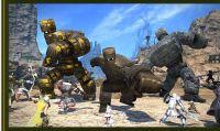 Inizia la collaborazione 'Breaking Brick Mountains' tra Dragon Quest X e Final Fantasy XIV