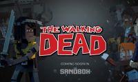 The SandBox - The Walking Dead invade il Metaverse