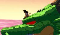 Kid Goku in azione nel nuovo video gameplay di Dragon Ball FighterZ