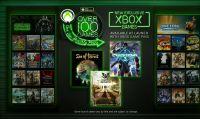 Sei nuovi titoli in arrivo su Xbox Game Pass, il 10 aprile l'annuncio ufficiale
