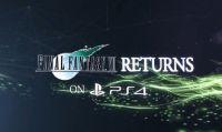 Final Fantasy VII in arrivo su PS4
