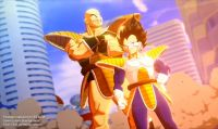 Dragon Ball Z Kakarot - Disponibile il primo gameplay showcase