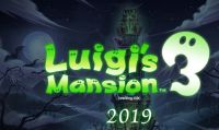 Luigi's Mansion 3 annunciato per Nintendo Switch