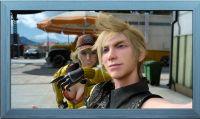 Final Fantasy XV, DLC in arrivo