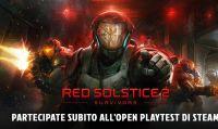 Il Playtest di Red Solstice 2 è ora accessibile gratuitamente su Steam