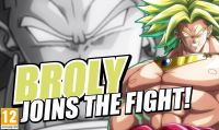 Broly in azione nel nuovo video di Dragon Ball FighterZ