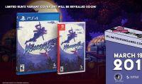 Limited Run Games e Special Reserve Games annunciano l'edizione fisica limitata di The Messenger