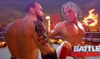 WWE 2K Battlegrounds - Svelato un nuovo update del roster