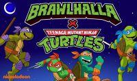 Le Tartarughe Ninja arrivano su Brawlhalla
