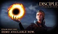 Disciples: Liberation - Disponibile la demo