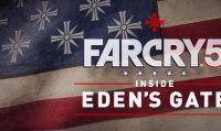 Annunciato ''Inside Eden's Gate'' il cortometraggio che precede Far Cry 5