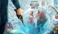 Festeggia il Natale con Harry Potter: Wizards Unite