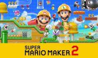 Super Mario Maker 2 - I livelli creati sono più di due milioni