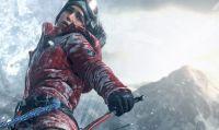 GamesCom Microsoft - Un nuovo gameplay di Rise of the Tomb Raider
