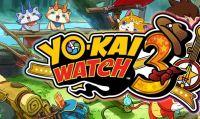 Annunciato Yo-Kai Watch 3 per l'Europa