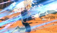Dragon Ball Xenoverse 2 - Majin Vegeta all'attacco di Majin Bu