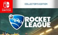 Rocket League - Arriva in Europa la Collector's Edition per Nintendo Switch