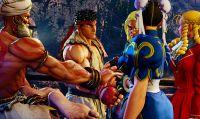 Free-Weekend e super sconti per Street Fighter V
