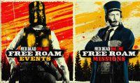 Red Dead Online - Disponibile il nuovo aggiornamento settimanale