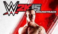 La colonna sonora di WWE 2K15