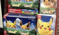 Pokémon Let's Go Pikachu! e Pokémon Let's Go Eevee! - I preordini sono in calo