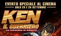UCI Cinemas festeggia i 35 anni di Ken il Guerriero con uno sconto sull'acquisto del videogame