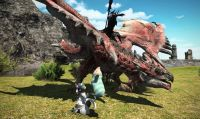 La collaborazione tra Final Fantasy XIV Online e Monster Hunter: World comincia oggi
