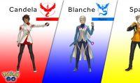 Niantic svela l'aspetto dei Leader di Pokémon GO