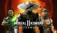 Mortal Kombat 11: Aftermath è ora disponibile