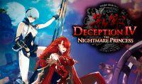 Trailer, comunicato e DEMO per DECEPTION IV: the Nightmare Princess