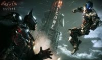 Su PS4 è disponibile un aggiornamento per Batman: Arkham Knight