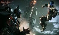 Su PS4 è disponibile un aggiornamento per Batman: Arkham Knight