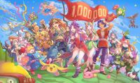 Trials of Mana supera il milione di copie vendute