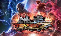Tekken 7 - Un nuovo gameplay mostra lo scontro Kazumi VS Lee