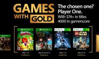Microsoft rivela i Games with Gold di maggio