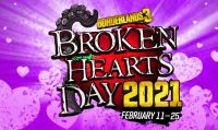 Borderlands 3 - Ecco l'evento Broken Hearts Day