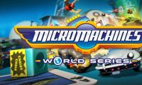 ''Incontra i Tuoi Eroi'' nel nuovo trailer di Micro Machines World Series