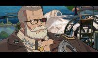 Goldlewis Dickinson è il primo personaggio del Season Pass ad aggiungersi al roster di Guilty Gear -Strive-