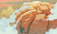 TLoZ: Breath of the Wild - Ecco Link che scala... Una zucca