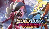 È uscita l'espansione Sole e Luna - Guardiani Nascenti