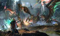 GamesCom 2016 -  Svelati i tre tipi di drago presenti in Scalebound