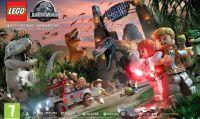 LEGO Jurassic World: Data di lancio e tanti dinosauri