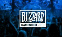 Blizzard annuncia la propria line-up per la Gamescom di Colonia