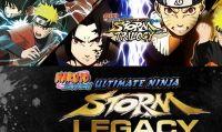 Naruto Shippuden: Ultimate Ninja Storm Legacy e Trilogy sono ora disponibili