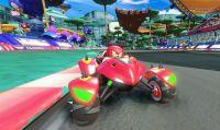 Team Sonic Racing si avvicina al traguardo