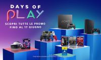 Conto alla rovescia per i Days of Play di PlayStation, al via domani