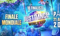 La finale mondiale della Just Dance World Cup si terrà il 21 aprile a Parigi