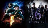 Ecco la data d'uscita di Resident Evil 5 e 6 per Nintendo Switch