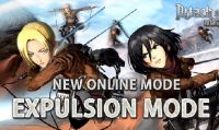 Attack on Titan 2 si aggiorna con la nuova Expulsion Mode