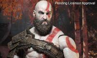 Annunciati due prodotti da collezione per il nuovo God of War